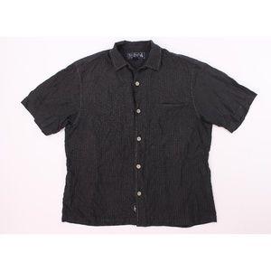 Nat Nast silk Button-Front Shirt